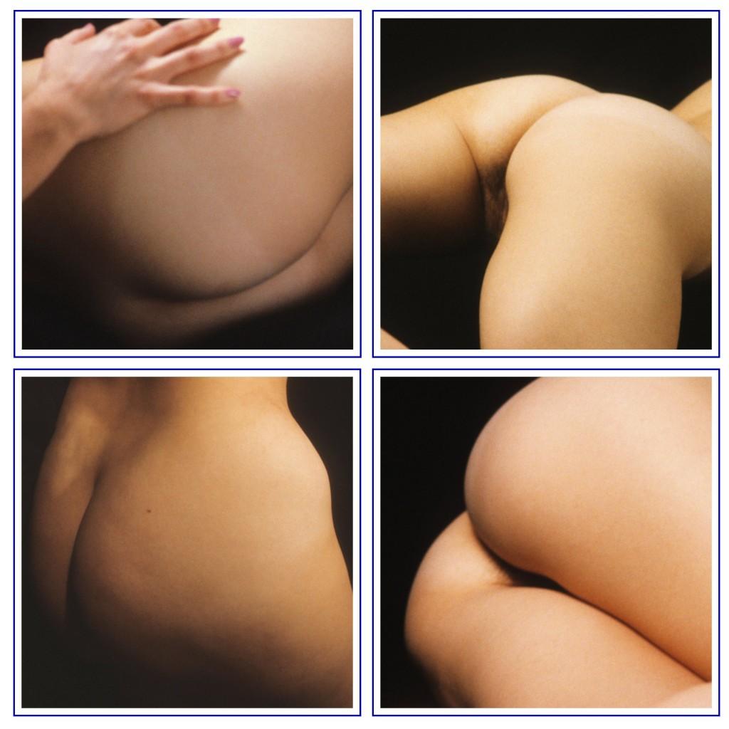 Nude bottom, ass, arse, butt, buns, buttocks