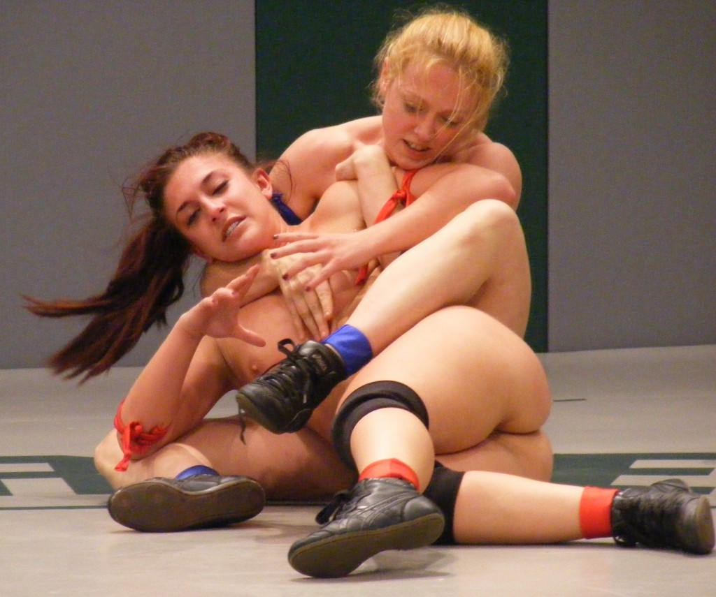 Ultimate Naked Wrestling 62