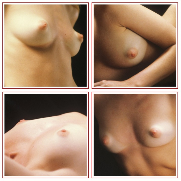 Four Views of Susie's Naked Tits